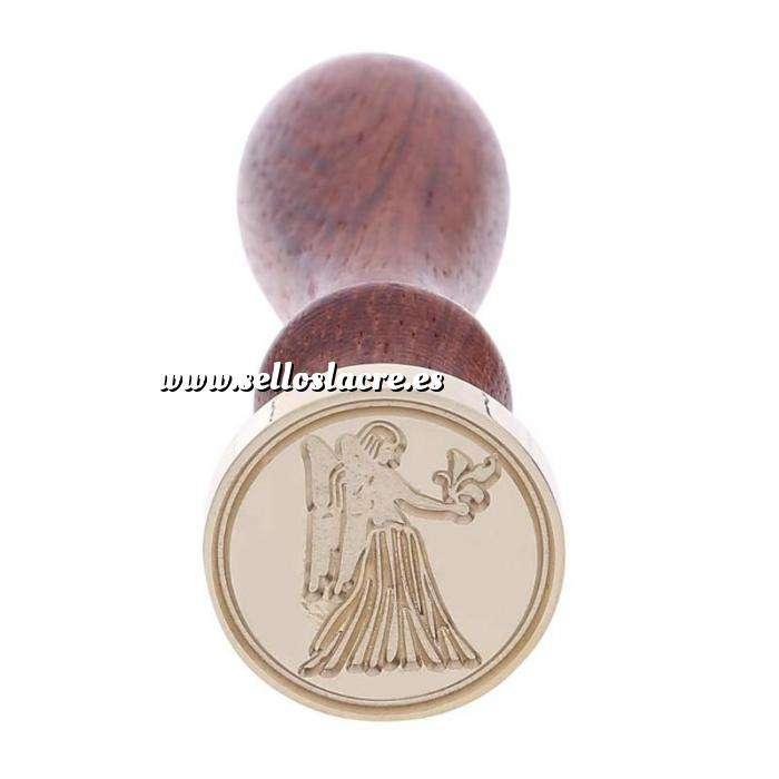 Imagen Símbolos Sello lacre mango largo - SIGNOS DEL ZODIACO 2 - Virgo (Últimas Unidades)