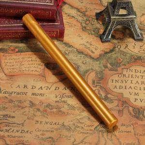 Imagen Barras para pistola Barra Lacre 10mm Flexible pistola DORADO METALIZADO
