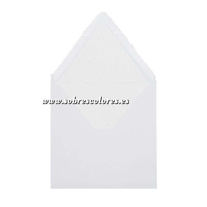 Imagen Sobres Forrados Sobre Blanco Cuadrado forro fantasía Blanco