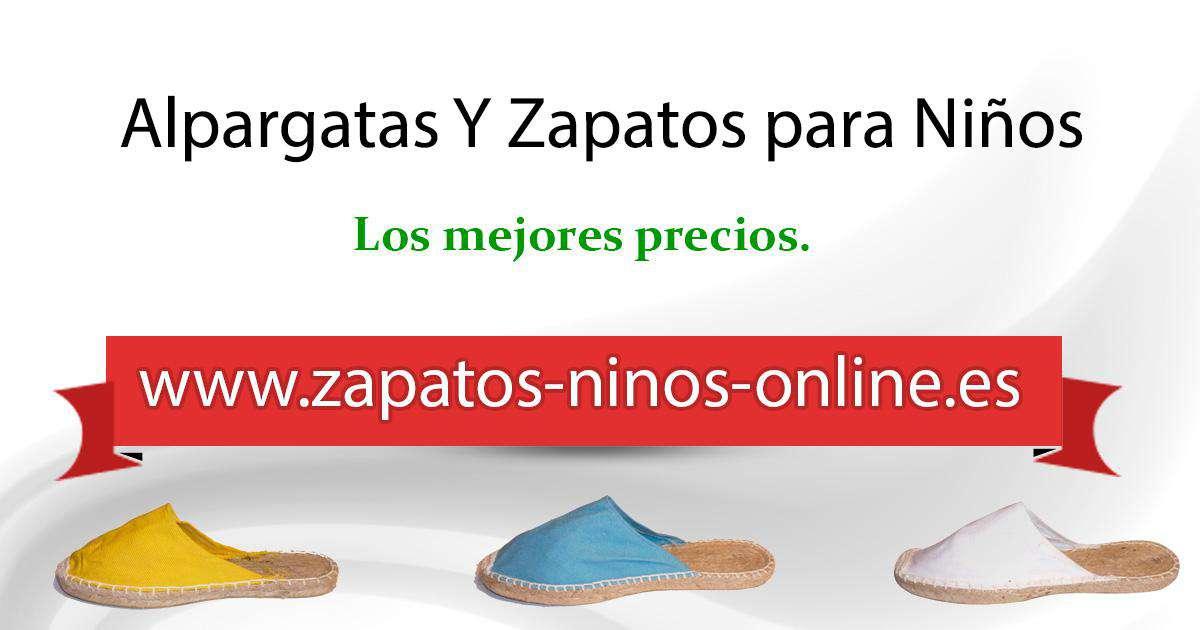 c869f89c Zapatos niño online - Tallas en cms.