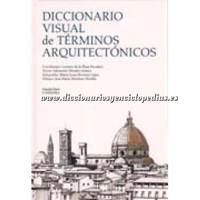 Imagen Diccionarios arquitectura Diccionario visual de términos arquitectónicos