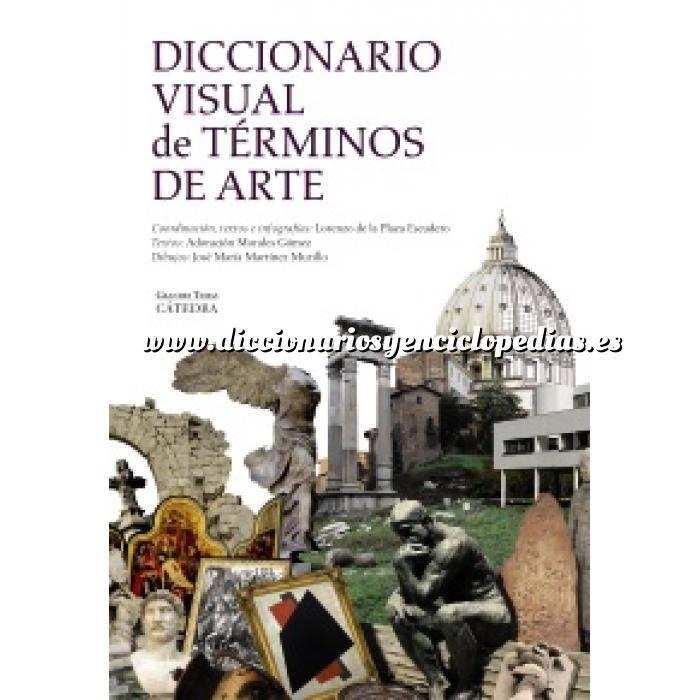Imagen Diccionarios arquitectura Diccionario visual de términos de arte