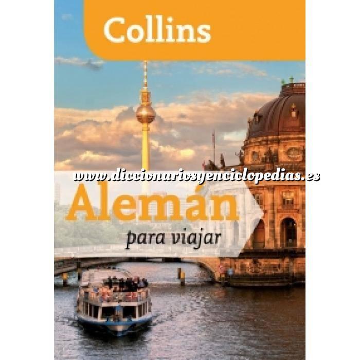 Imagen Diccionarios lingüísticos Alemán para viajar (Para viajar)