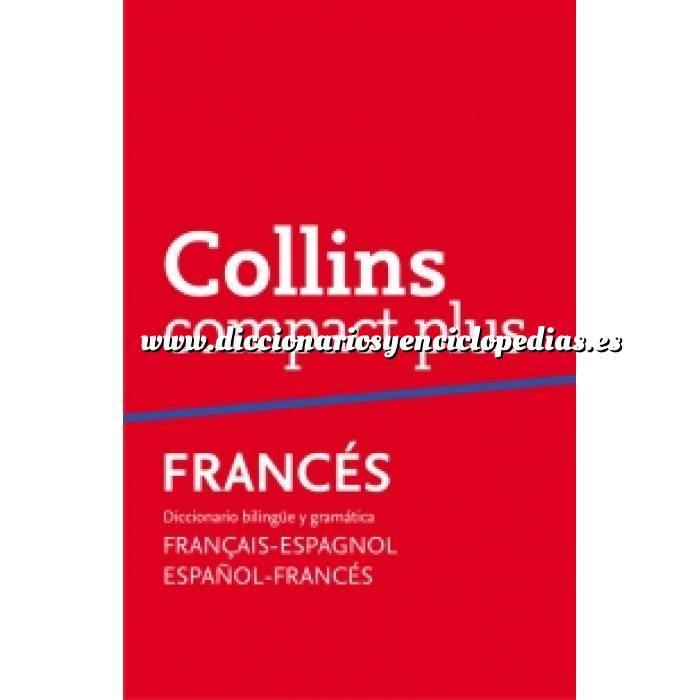 Imagen Diccionarios lingüísticos Diccionario Compact Plus Francés (Compact Plus) bilingüe y gramática Français-Espagnol v.v