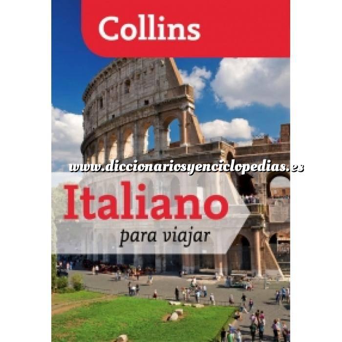 Imagen Diccionarios lingüísticos Italiano para viajar (Para viajar)