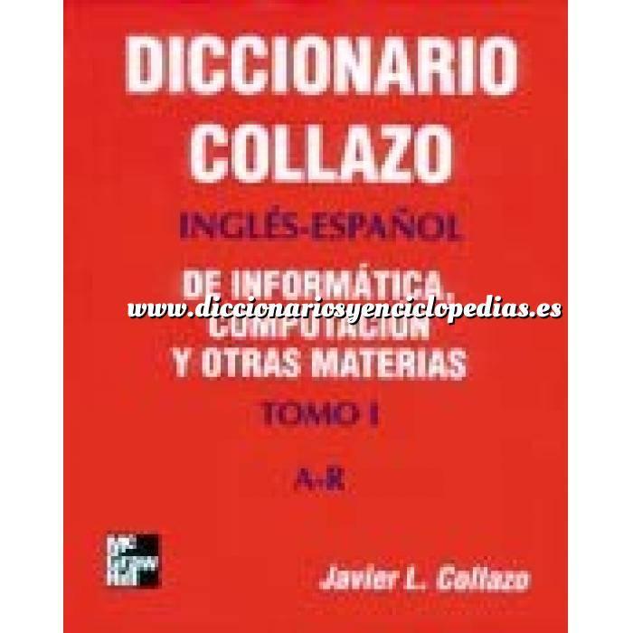 Imagen Diccionarios técnicos Diccionario enciclopedico de terminos tecnicos inglés/español español/inglés
