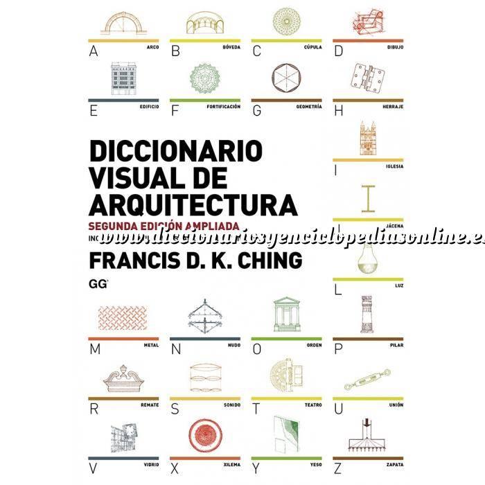 Imagen Diccionarios arquitectura Diccionario visual de arquitectura