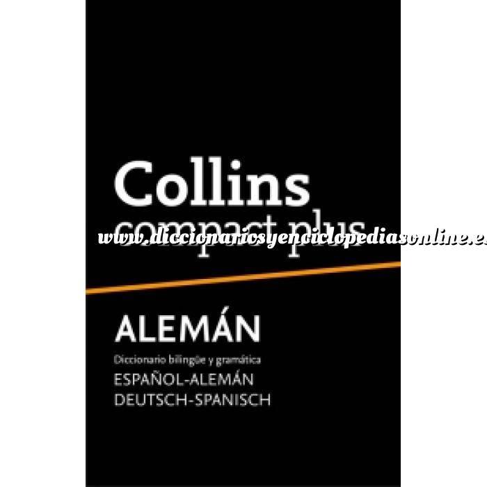 Imagen Diccionarios lingüísticos Diccionario Compact Plus Alemán (Compact Plus) Diccionario bilingüe y gramática Español-Alemán Deutsch-Spanisch
