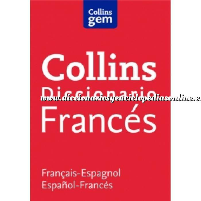Imagen Diccionarios lingüísticos Diccionario Francés (Gem) Français-Espagnol Español-Francés