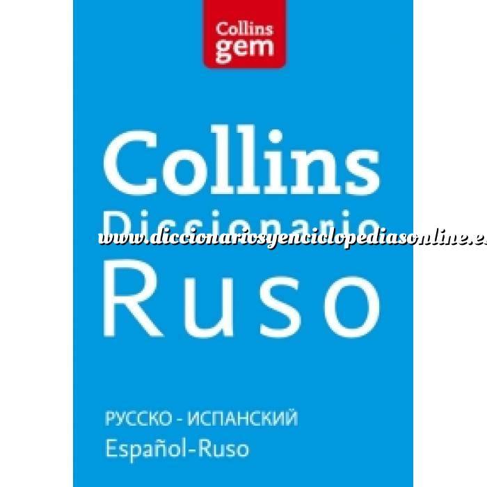 Imagen Diccionarios lingüísticos Diccionario Ruso (Gem) Ruso-Español  Español-Ruso