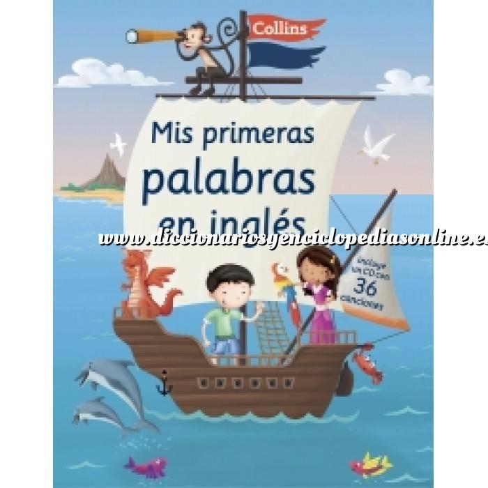 Imagen Diccionarios lingüísticos Mis primeras palabras en inglés (Mi primer Collins)