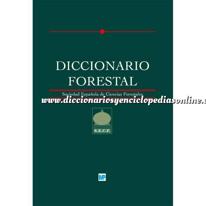 Imagen Diccionarios técnicos Diccionario forestal
