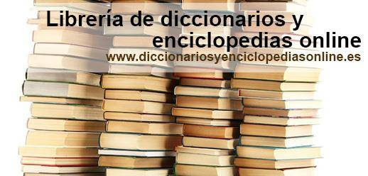 Librería de diccionarios y enciclopedias online España