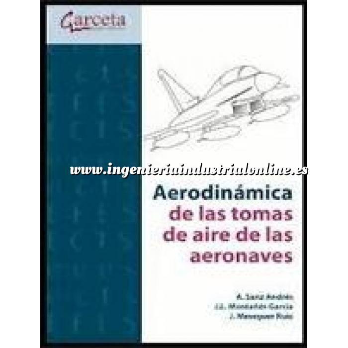 Imagen Aeronáutica Aerodinámica de las tomas de aire de las aeronaves