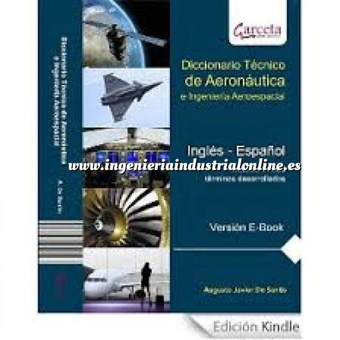 Imagen Aeronáutica Diccionario Técnico de Aeronáutica e Ingeniería Aeroespacial