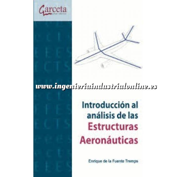 Imagen Aeronáutica Introducción al análisis de estructuras aeronáuticas