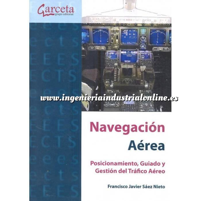 Imagen Aeronáutica Navegación Aérea  Posicionamiento, Guiado y Gestión del Tráfico Aéreo