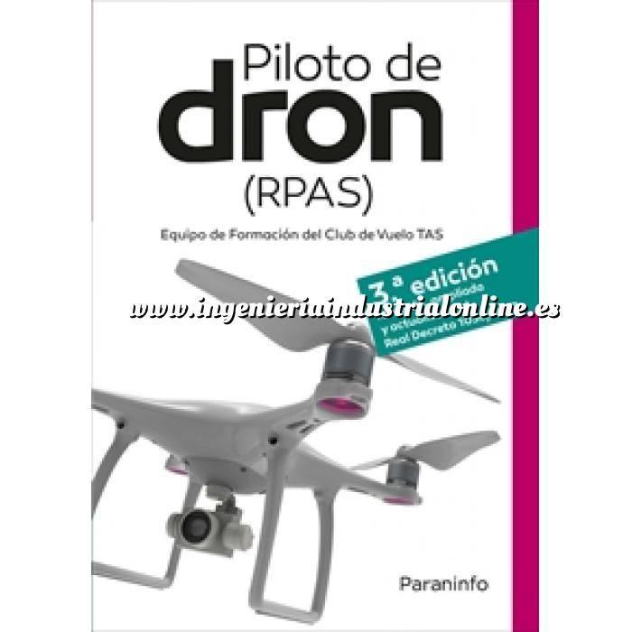 Imagen Aeronáutica Piloto de dron RPAS
