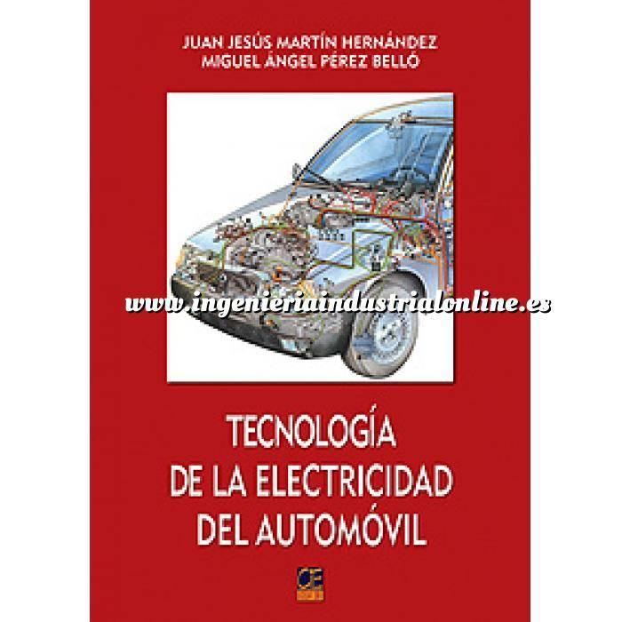 Imagen Automoción  Tecnología de la electricidad del automóvil