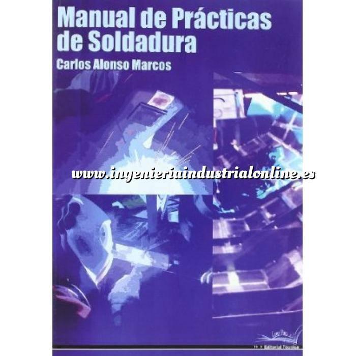 Imagen Soldadura Manual de prácticas de soldadura