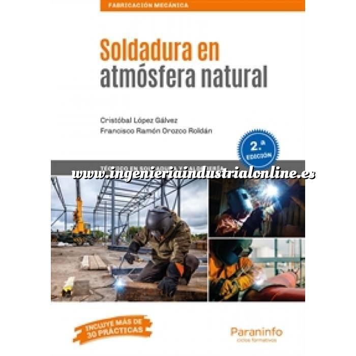 Imagen Soldadura Soldadura en atmósfera natural