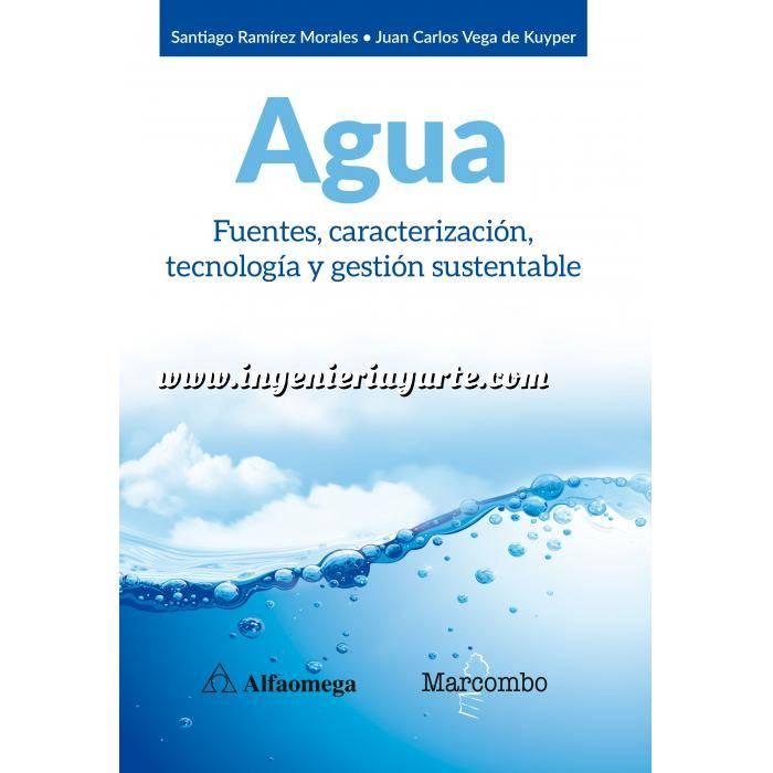 Imagen Abastecimiento de aguas y alcantarillado Agua. Fuentes, caracterización, tecnología y gestión sustentable