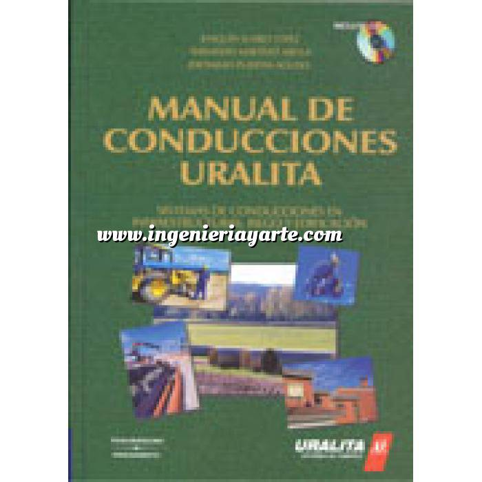 Imagen Abastecimiento de aguas y alcantarillado Manual de conducciones Uralita