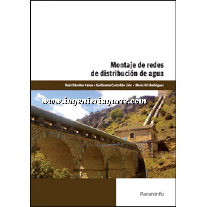 Imagen Abastecimiento de aguas y alcantarillado Montaje de redes de distribución de agua