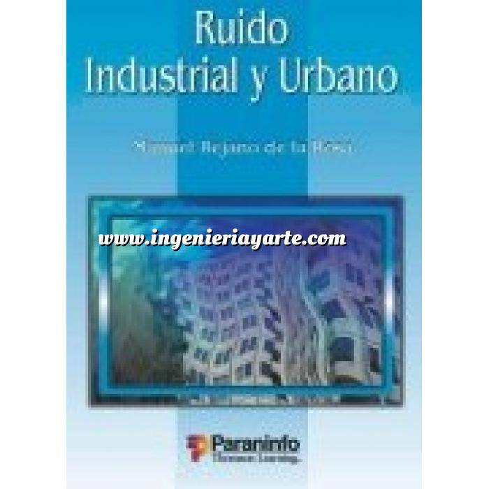 Imagen Acústica, ruido Ruido industrial y urbano