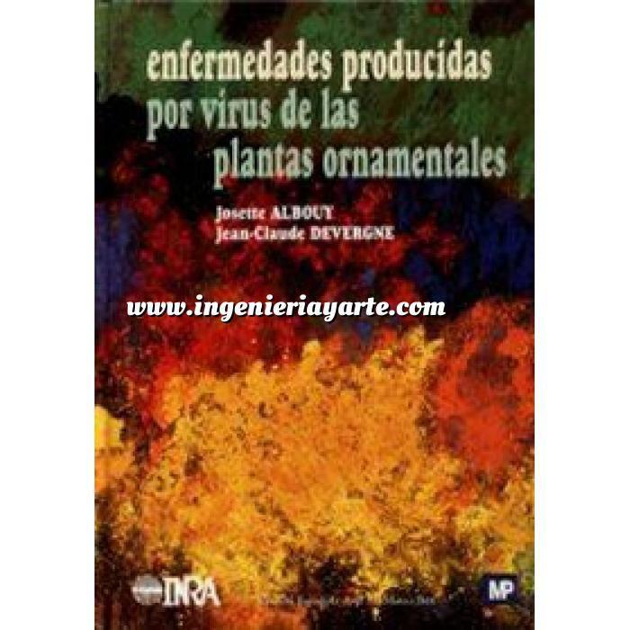 Imagen Agricultura y horticultura Enfermedades producidas por virus de las plantas ornamentales