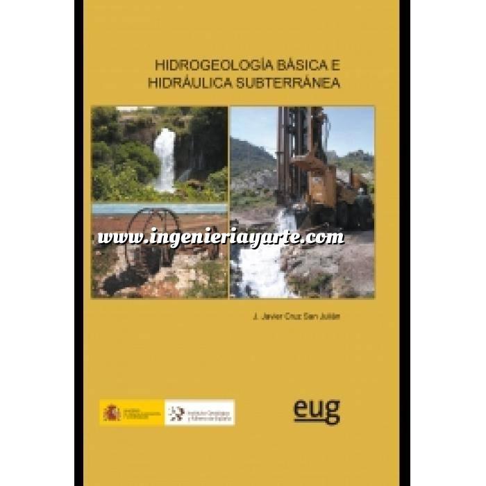 Imagen Aguas subterráneas Hidrogeología básicva e hidráuloca subterránea