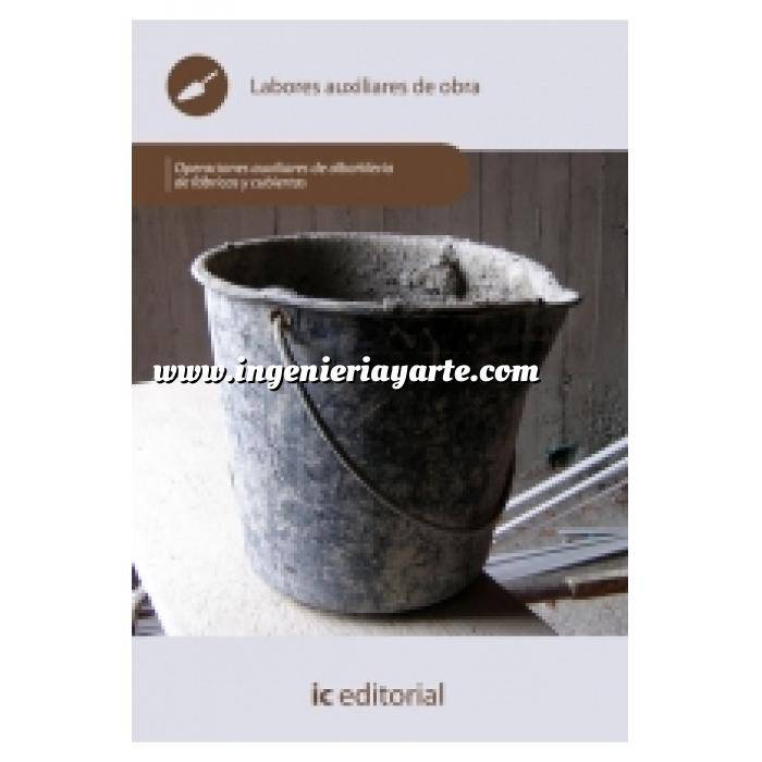 Imagen Albañilería  Labores auxiliares de obra