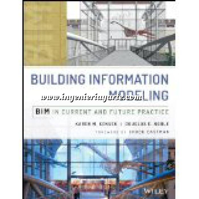 Imagen Aplicaciones, diseño y programas  Building Information Modeling: BIM in Current and Future Practice