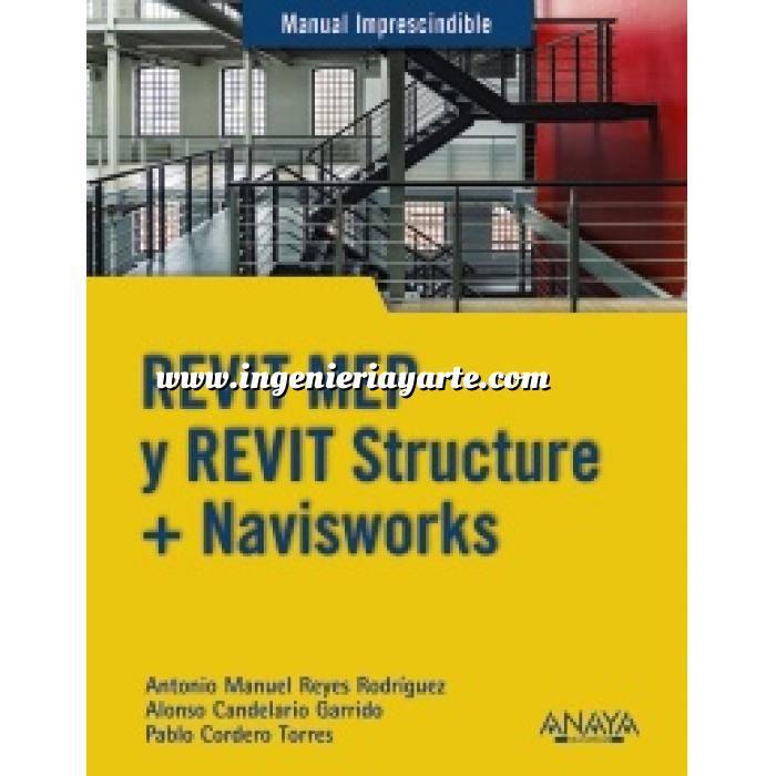Imagen Aplicaciones, diseño y programas  REVIT MEP y REVIT Structure + Navisworks