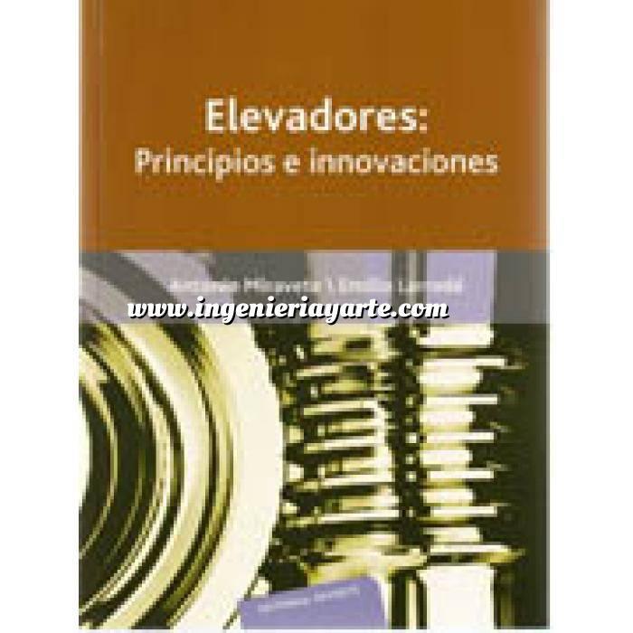 Imagen Ascensores, elevadores Elevadores.principios e innovaciones