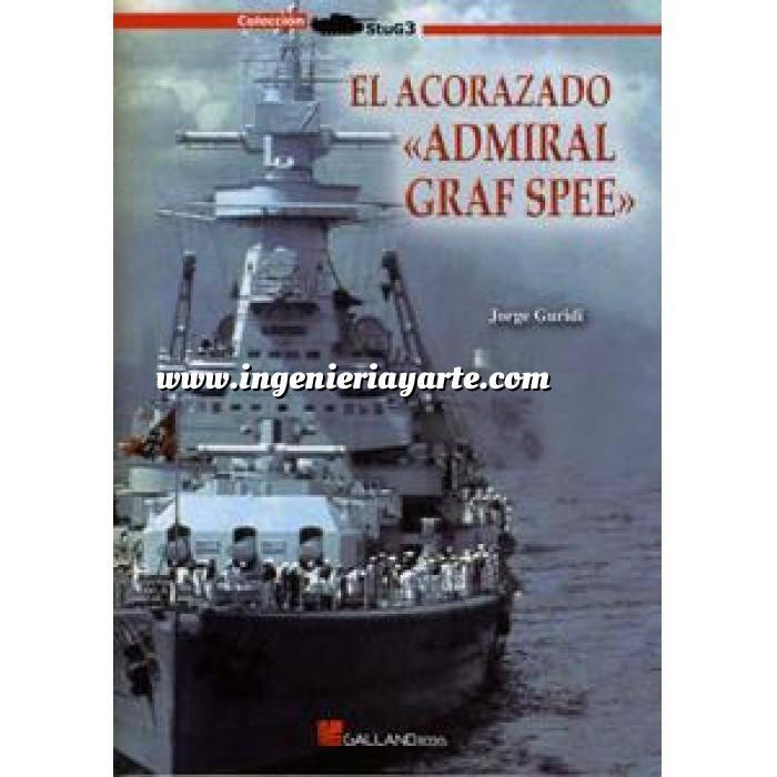 Imagen Barcos y submarinos El acorazado Admiral Graf Spee