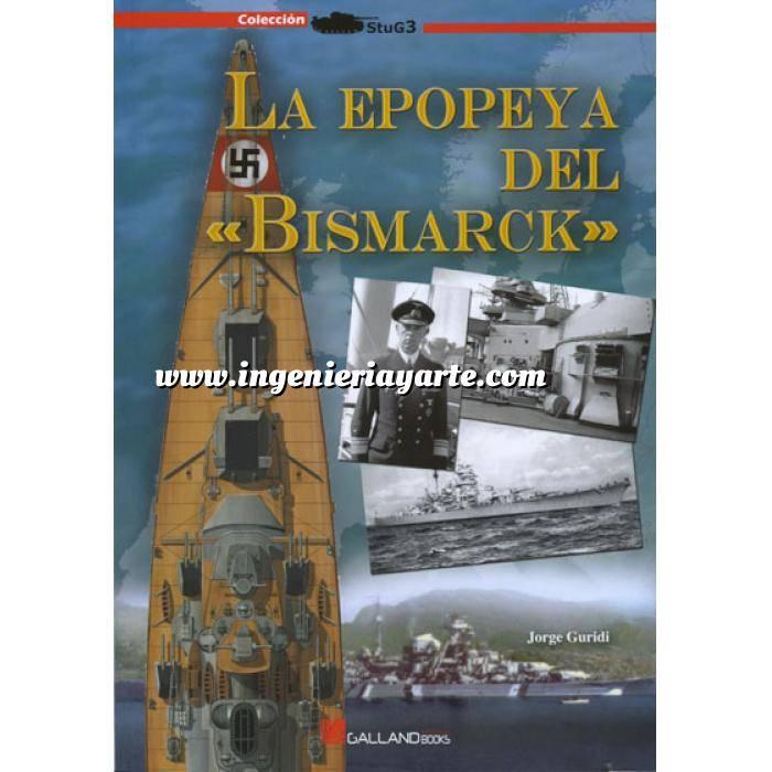 Imagen Barcos y submarinos La epopeya del Bismarck