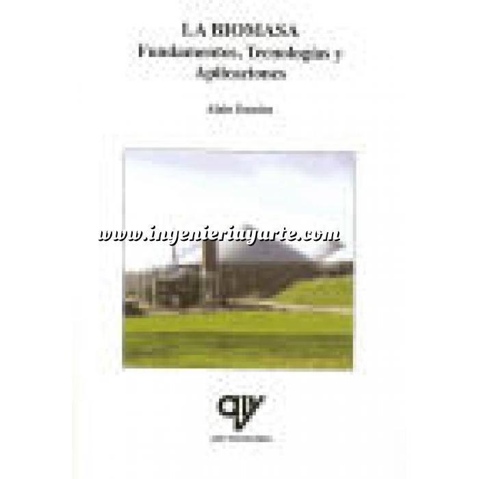 Imagen Biomasa La biomasa.Fundamentos,tecnologías y aplicaciones