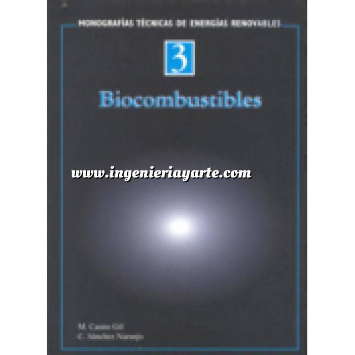 Imagen Biomasa Monografías técnicas de energías renovables. Biocombustibles