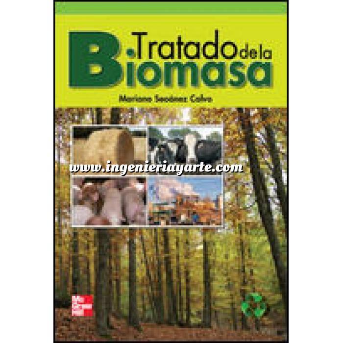 Imagen Biomasa tratado de la biomasa