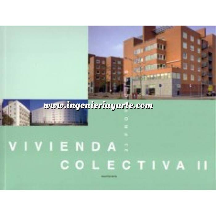 Imagen Bloques de viviendas Vivienda colectiva II. 23 proyectos
