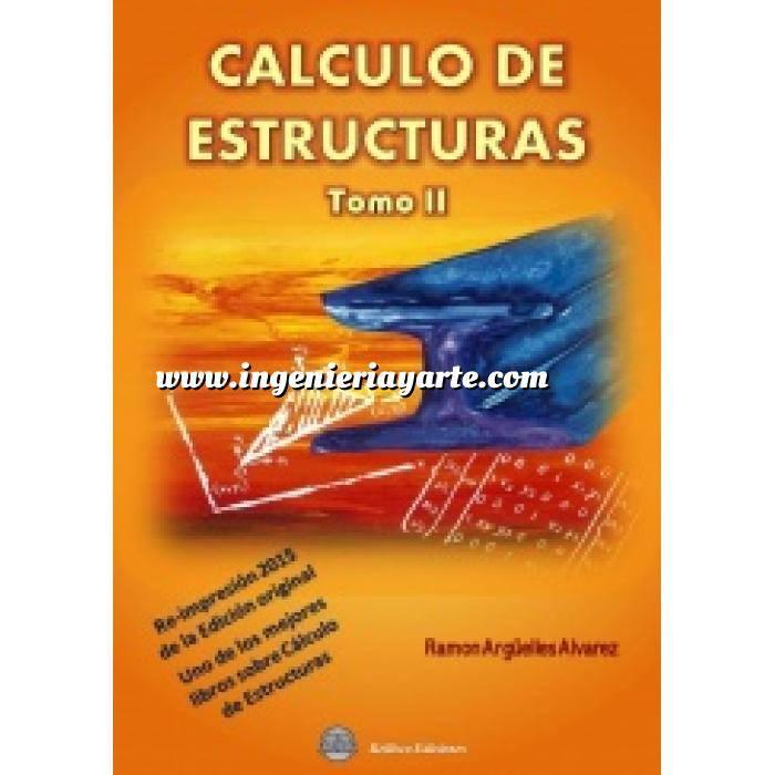 Imagen Cálculo de estructuras Cálculo de Estructuras - Tomo 2. Re-impresión 2015