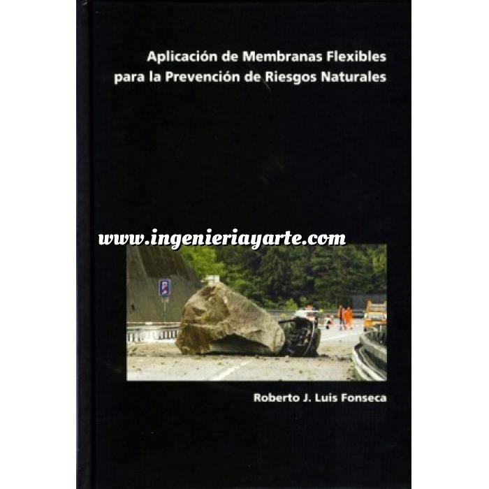 Imagen Carreteras Aplicación de membranas flexibles para la prevención de riesgos naturales
