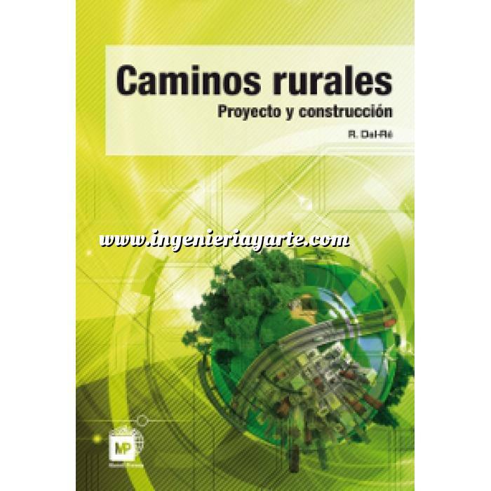 Imagen Carreteras Caminos rurales : proyecto y construcción