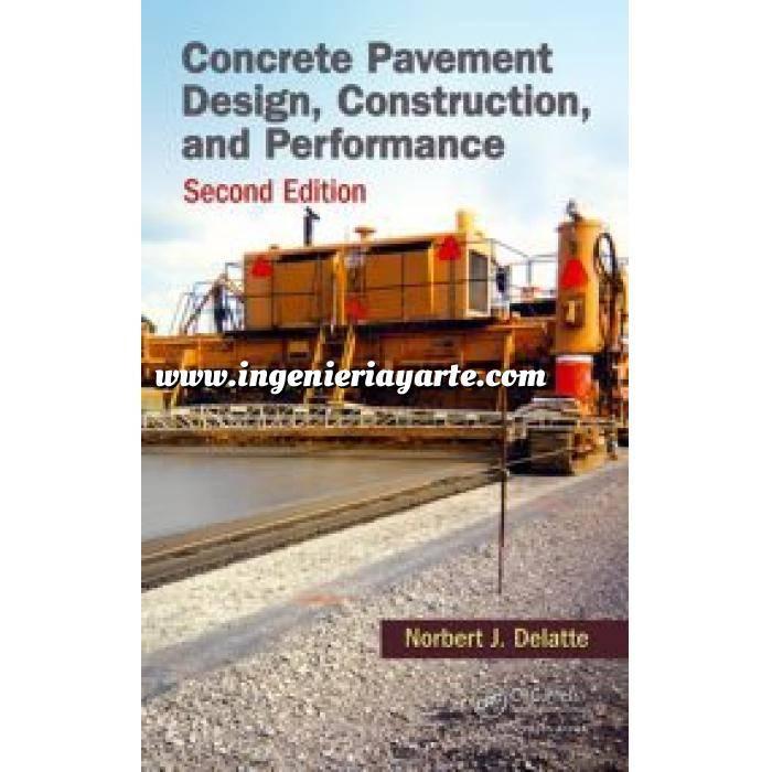 Imagen Carreteras Concrete Pavement Design, Construction, and Performance