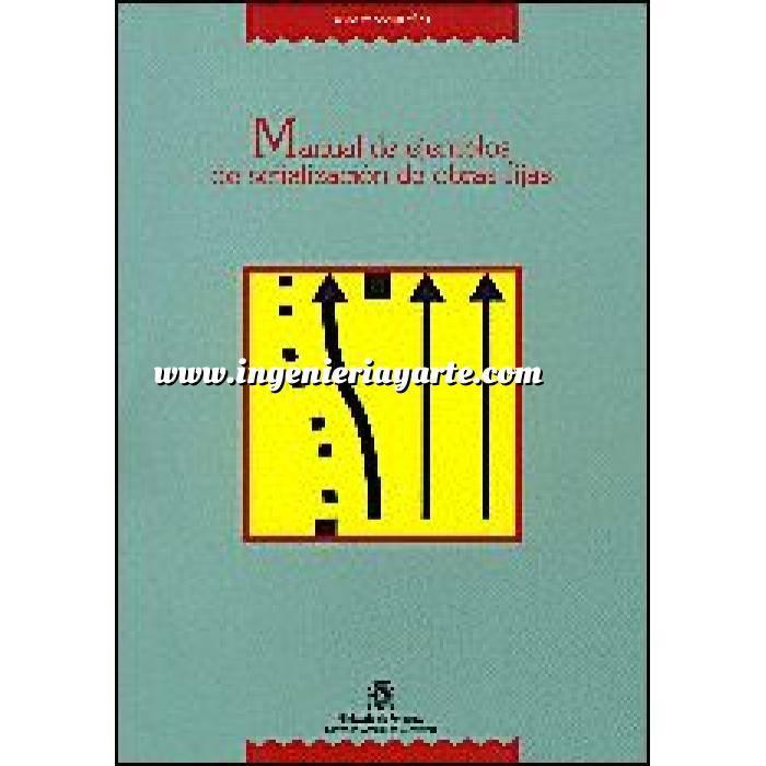 Imagen Carreteras Manual de ejemplos de señalización de obras fijas