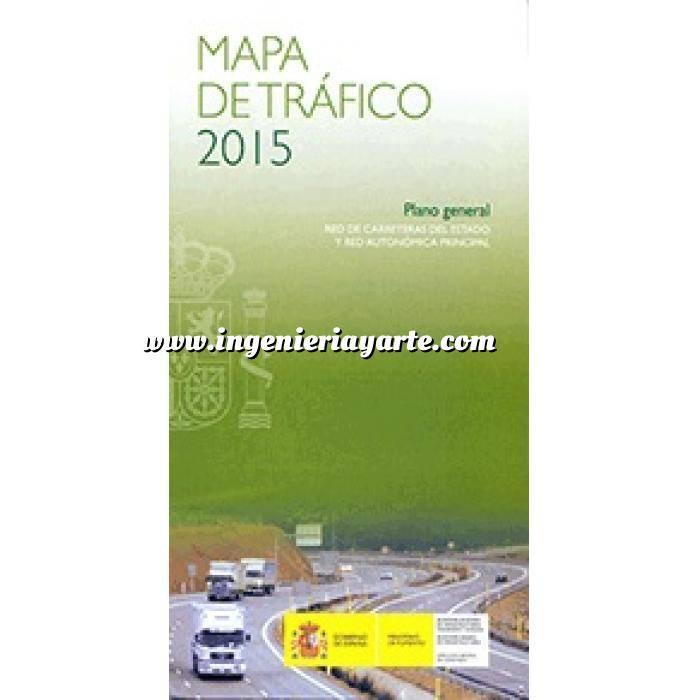 Imagen Carreteras Mapa de Tráfico 2015