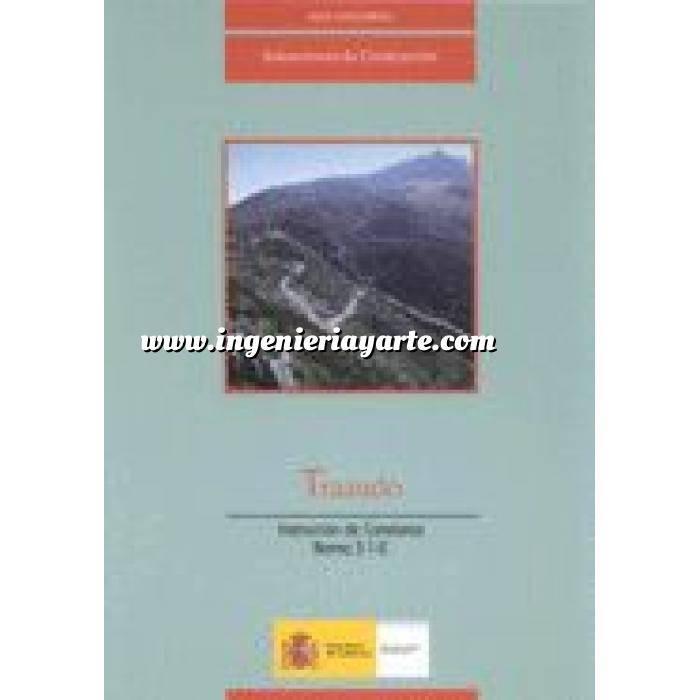 Imagen Carreteras Trazado. Instrucción de Carreteras, Norma 3.1-IC
