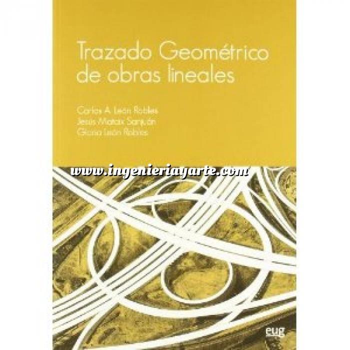 Imagen Carreteras Trazado geométrico de obras lineales