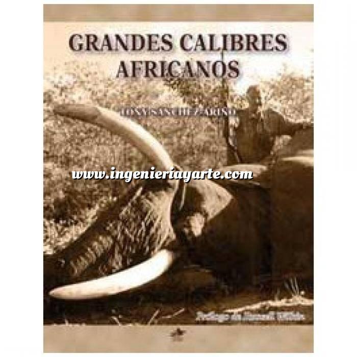 Imagen Caza internacional Grandes Calibres Africanos